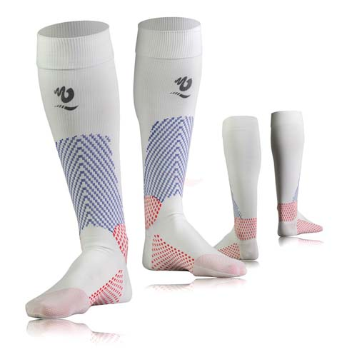 medilast chaussettes de compression sport nrj sport ski blanc performance. Black Bedroom Furniture Sets. Home Design Ideas