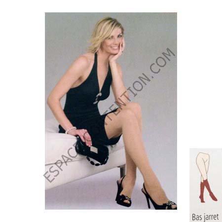 radiante chaussettes de contention qoton femme classe ii. Black Bedroom Furniture Sets. Home Design Ideas