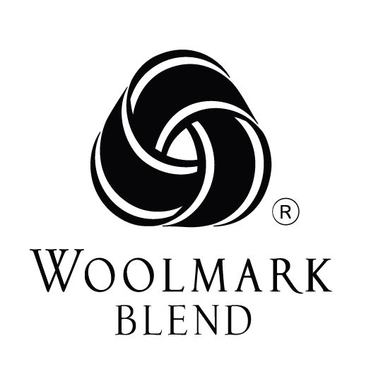 label woolmark blend