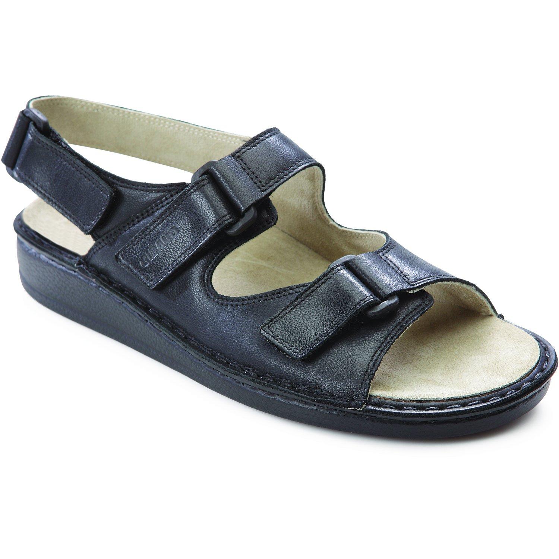 1379cbfa0f4b4e ... Podactiv chaussure de confort Torino noir homme
