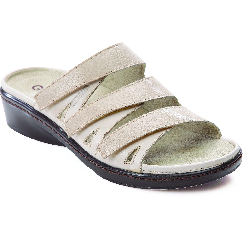 Podactiv chaussure de confort Venise crème femme Gibaud