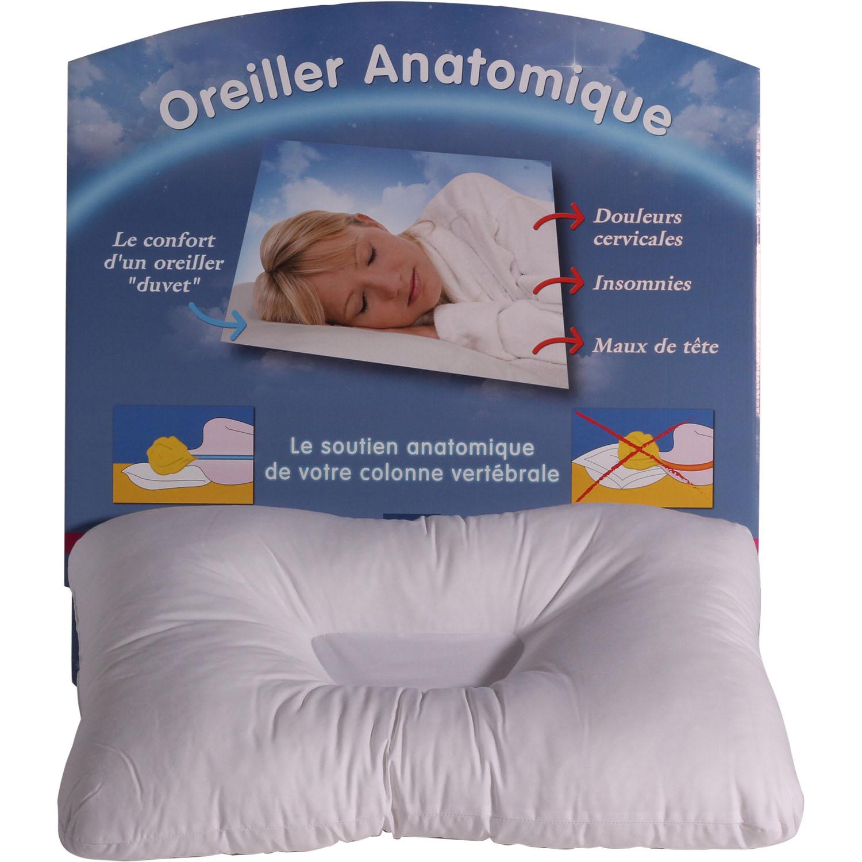 oreiller anatomique Oreiller anatomique Cizeta orto oreiller anatomique
